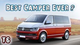 VW T6 2017 California - VW Bus Campervan Overview