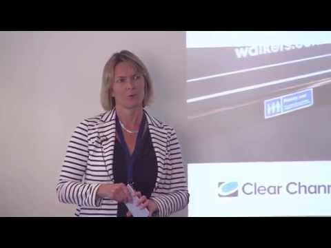 DailyDOOH Media Summit 2015 | Sarah Speake | Clear Channel UK