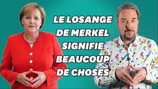 Ce que ce geste d'Angela Merkel dit de sa relation aux autres