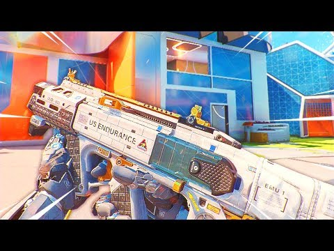 Playing Black Ops 3 with Black Ops 4 Weapons..