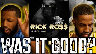 "RICK ROSS ""GOLD ROSES"" FT. DRAKE 