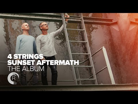 TRANCE: 4 STRINGS - SUNSET AFTERMATH [FULL ALBUM - OUT NOW]