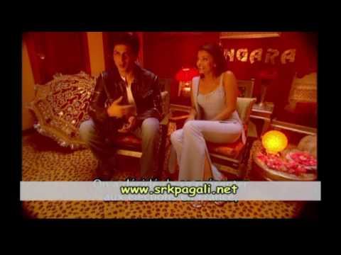 Interview with Shah Rukh Khan and Aishwarya Rai at Cannes, 2002, rus sub