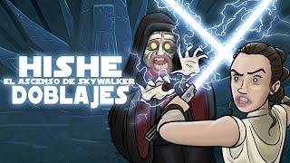 Star Wars: El Ascenso de Skywalker - HISHE Doblajes (Recapitulación Cómica)