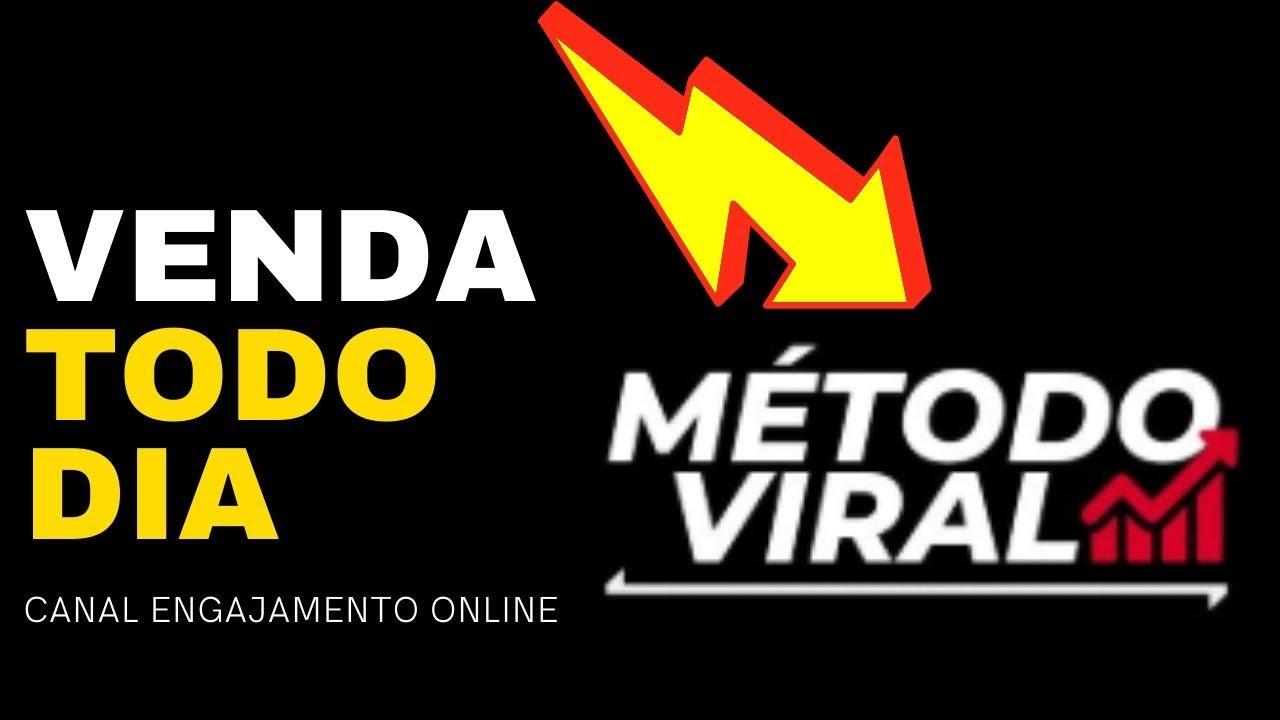 MÉTODO VIRAL FUNCIONA MESMO FAÇA VENDAS TODO DIA