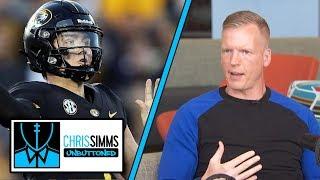 Denver Broncos get their future quarterback with Drew Lock | Chris Simms Unbuttoned | NBC Sports