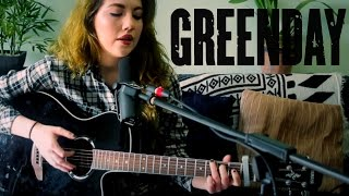 Boulevard Of Broken Dreams By GREEN DAY Acoustic Cover