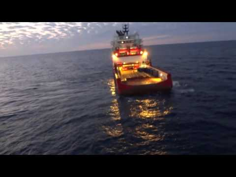 Offshore Life - Atwood Osprey (Chevron Gorgon Project)