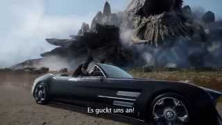 FINAL FANTASY XV - TGS 2014 Trailer