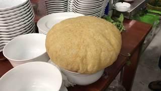 Cách Làm Xôi Chiên Phồng - Bánh Bao Khổng Lồ - Ẩm Thực Bá Đạo