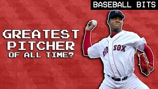 Pedro Martinez Pitched the Greatest Season Ever. Then He Did It Again. | Baseball Bits
