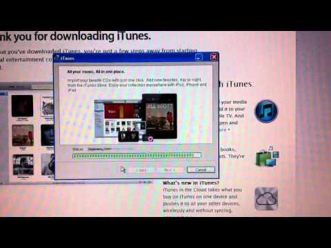 ITunes Installation - Windows XP Setup - Part 16