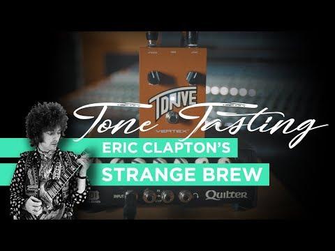 Tone Tasting: Eric Clapton's Cream Era Lead Tone On