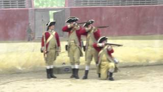 The 22nd Regiment of Foot (The Cheshires)