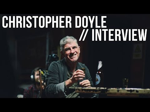 Christopher Doyle (In the Mood for Love) Interview - The Sev