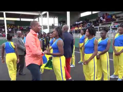 28th OECS/Yosoukeiba Under-23 Netball Tournament Day 1 Highlights