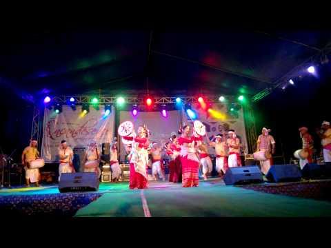 incandescence bihu performance at NIT Silchar 2015