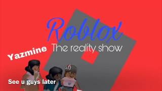 ROBLOX: reality show