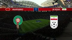 FIFA WM 2018 Prognose: Marokko - Iran (Gruppe B)