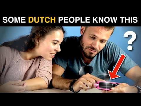 Only (some) DUTCH people know this!