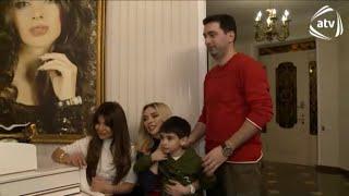 Manananın Gürcüstandaki evi və gözəl ailəsi - Eksklüziv ATV MAQAZİN Onlarla