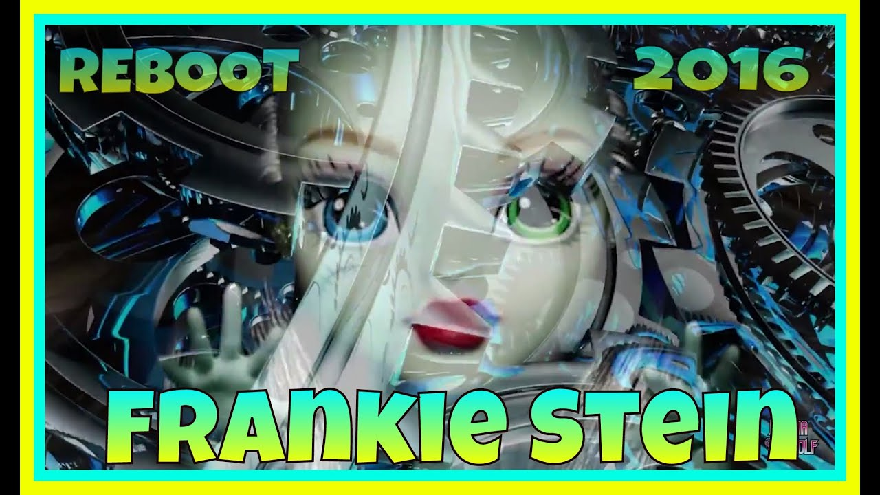 Обзор  FRANKIE SHTEIN / New Reboot Basic doll/ Сравнение старых и новых выпусков Френки.