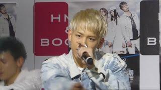 2016/12/12(月)福岡・HMV & BOOKS HAKATAにて開催されたlol(エルオーエ...