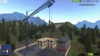 Demolish & Build Company 2017 | Башенный Кран - Tower Crane(Subscribe ▻ https://goo.gl/tO6KhO Описание: Начни контролировать строительно-разборочную фирму. Сноси разнообразные..., 2016-11-15T19:50:20.000Z)