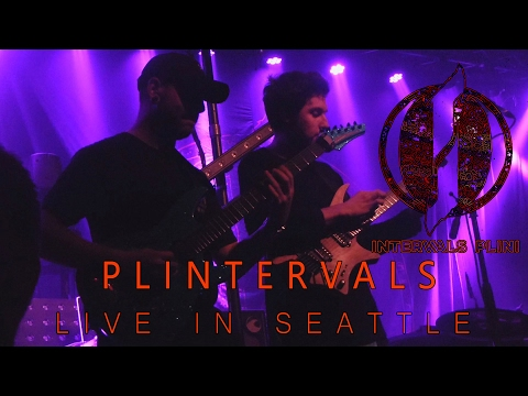 PLINTERVALS (Plini & Intervals) - Full Set - Live in Seattle