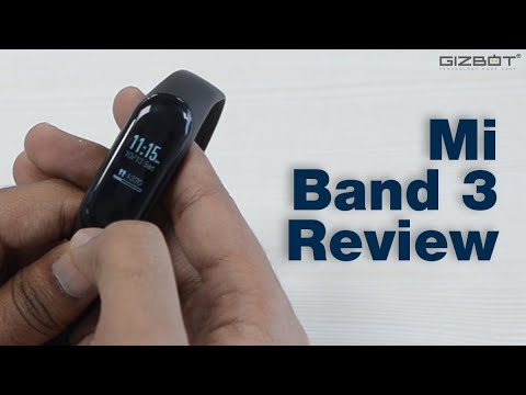 e30c53e8e96 Xiaomi Mi Band 3 Review  Best budget fitness tracker - YouTube