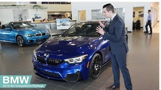 BMW 2018 M4 Competition Package - Walk Around
