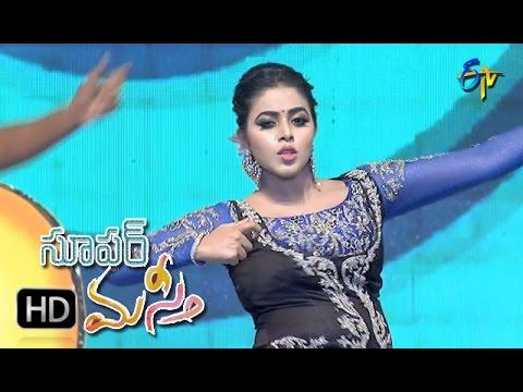 Kaatuka Kallu Song | Poorna  Dance Performance | Super Masti | Ongole | 7th May 2017 | ETV Telugu