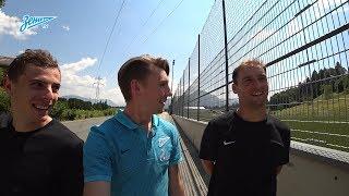 Видеоблог «Зенит-ТВ»: возвращение Ивановича и Джорджевича