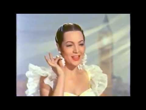 "Sara Montiel - Tus Ojitos Negros (Movie ""La Violetera ..."
