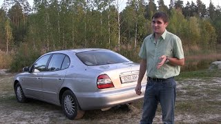 Daewoo Leganza 2000 Тест Драйв
