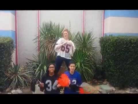 OMI Cheerleader  ASL