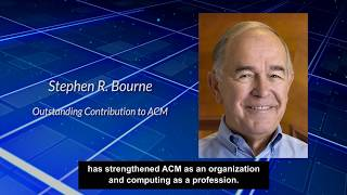 Outstanding Contribution to ACM Award 2017: Steve Bourne
