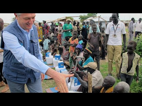 Aid workers hit by increased South Sudan violence