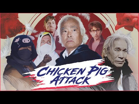 Chicken Pig Attack - The Return Of Takeo