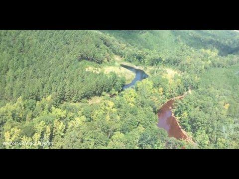 220 major pipeline spills so far