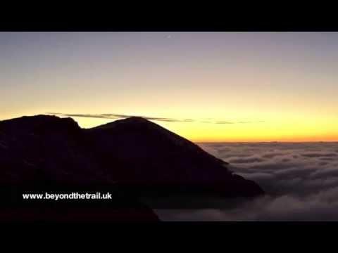 Mountain Diary Entry: Night trek in deep snow on Foel Goch
