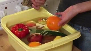 как избавиться от нитратов и пестицидов в овощах и фруктах! Как выбрать здоровый урожай!