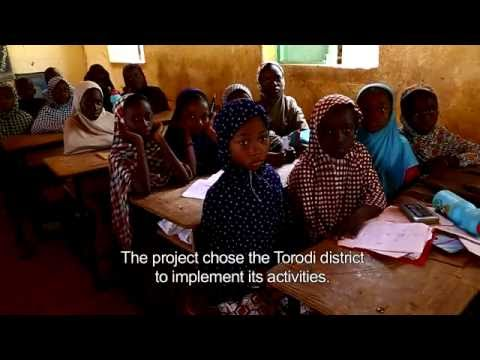 Gender Equality in Education in Niger: Pilot Project in the Torodi District, May 2015 - April 2016