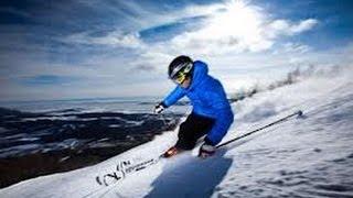 Downhill Ski Skiwelt 42 Аustria  Скоростной спуск Скивельт Австрия трасса 42