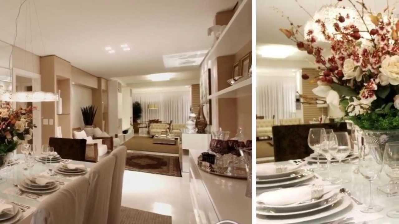decoracao de interiores de casas de luxo:Apartamento luxo frente mar, 3 suítes + 3 garagens – Av. Atlântica