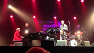 Quartette Humaine, Bob James & David Sanborn (I), NSJ2013