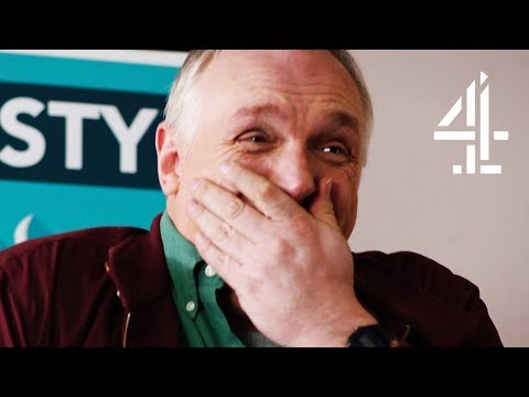 Greg Davies Cannot Keep It Together Whilst Singing! | Man Down (Bloopers)
