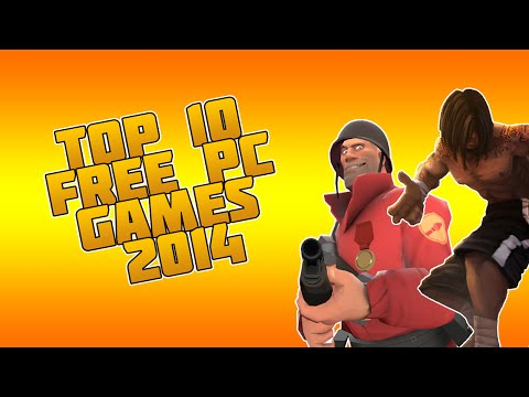 Top 10 Free PC Games 2014