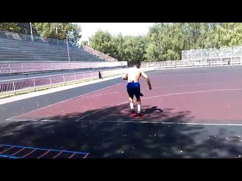 Tihomir Todorov Footwork Drills