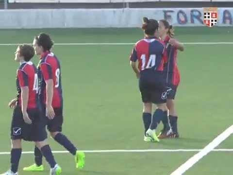 CALCIO FEMMINILE Serie A. 11^ Giornata: Torres - Mozzanica 2-1